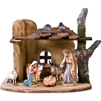 Farm Nativity Sets