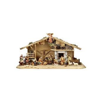 Nativity figures