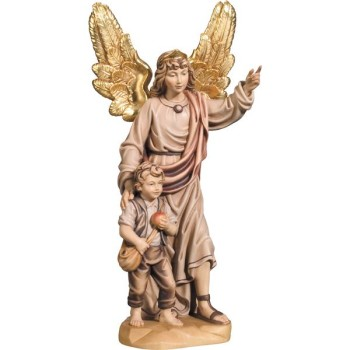Guardian angel with boy