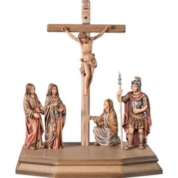 K-Crucifixion group with base